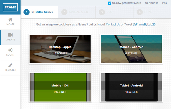 Frame - 快速创建高品质的 Web 应用原型