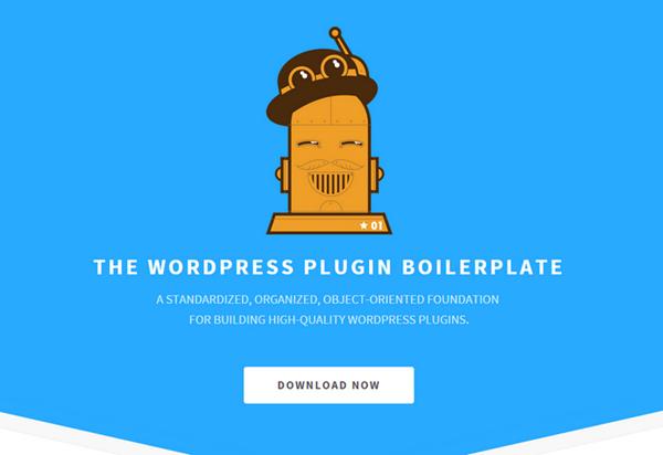 使用 WordPress 插件模板开发高质量插件